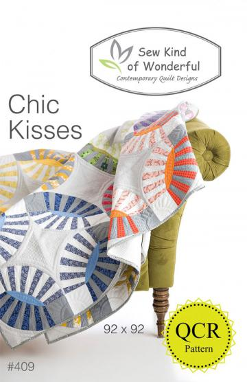 Chic Kisses sewing pattern from Sew Kind of Wonderful