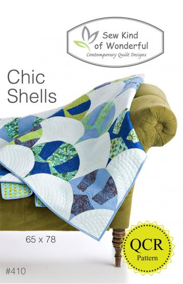 Chic Shells sewing pattern from Sew Kind of Wonderful