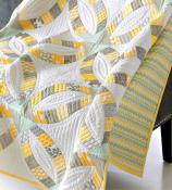 Metro Rings Quilt sewing pattern from Sew Kind of Wonderful 4