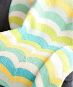 Metro Waves Quilt sewing pattern from Sew Kind of Wonderful 4