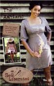 The Ashland Dress sewing pattern from Sew Liberated