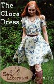 The Clara Dress sewing pattern from Sew Liberated