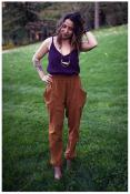 Arenite Pants sewing pattern from Sew Liberated 2