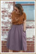 Gypsum Skirt sewing pattern from Sew Liberated 2