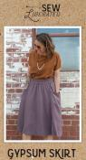 Gypsum Skirt sewing pattern from Sew Liberated