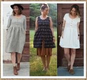 Hinterland Dress sewing pattern from Sew Liberated 2