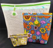 PRINT - StandZa Zip Bags sewing pattern from Sew TracyLee Designs 2