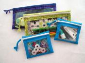 Download - In The Clear Quilted Pouch sewing pattern from Sew TracyLee Designs 3