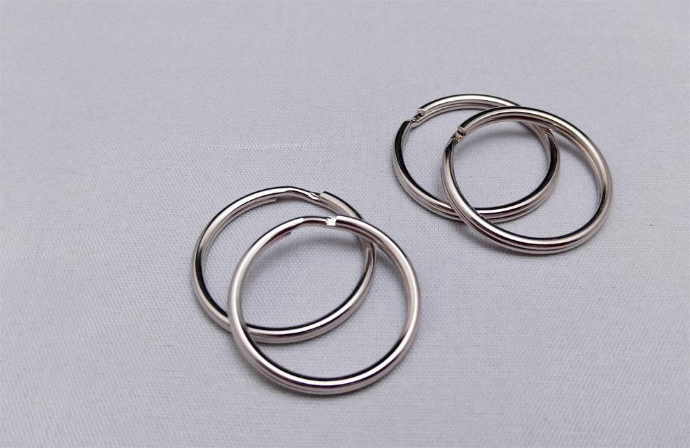 Split-Rings-4-Pack-SilverTone-Sew-TracyLee-Desgins