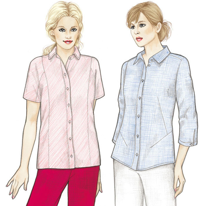 Siena-and-Cortona-Shirts-sewing-pattern-The-Sewing-Workshop-1