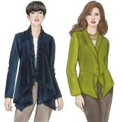 Pearl & Opal Jacket  sewing pattern from The Sewing Workshop 3