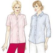 Siena & Cortona Shirts sewing pattern from The Sewing Workshop 3