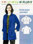 Chicago Jacket sewing pattern from The Sewing Workshop