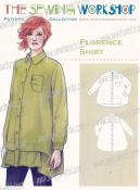 Florence Shirt sewing pattern from The Sewing Workshop 1