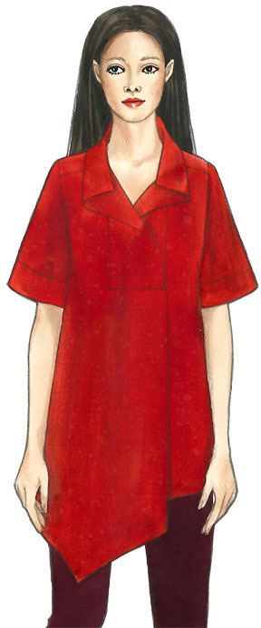 San-Diego-Tunic-Top-Jacket-sewing-pattern-The-Sewing-Workshop-1