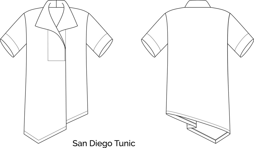 San-Diego-Tunic-Top-Jacket-sewing-pattern-The-Sewing-Workshop-2