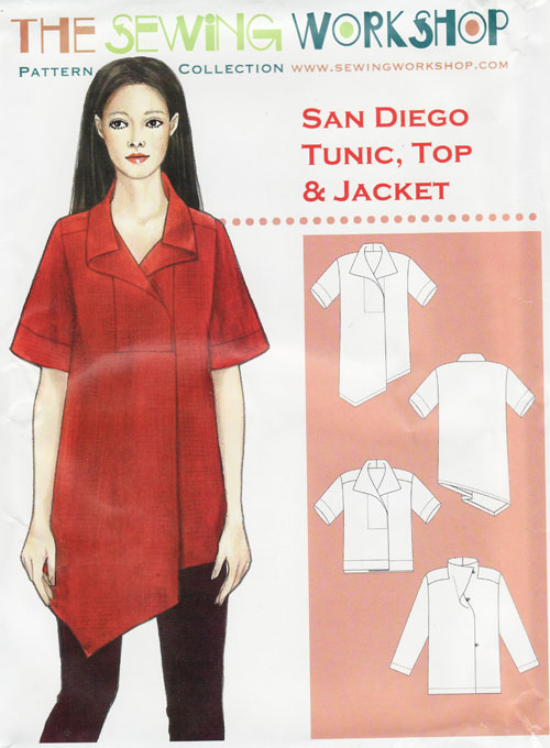 San-Diego-Tunic-Top-Jacket-sewing-pattern-The-Sewing-Workshop-front
