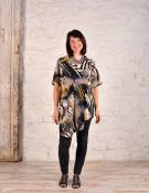 San Diego Tunic, Top & Jacket sewing pattern from The Sewing Workshop 7
