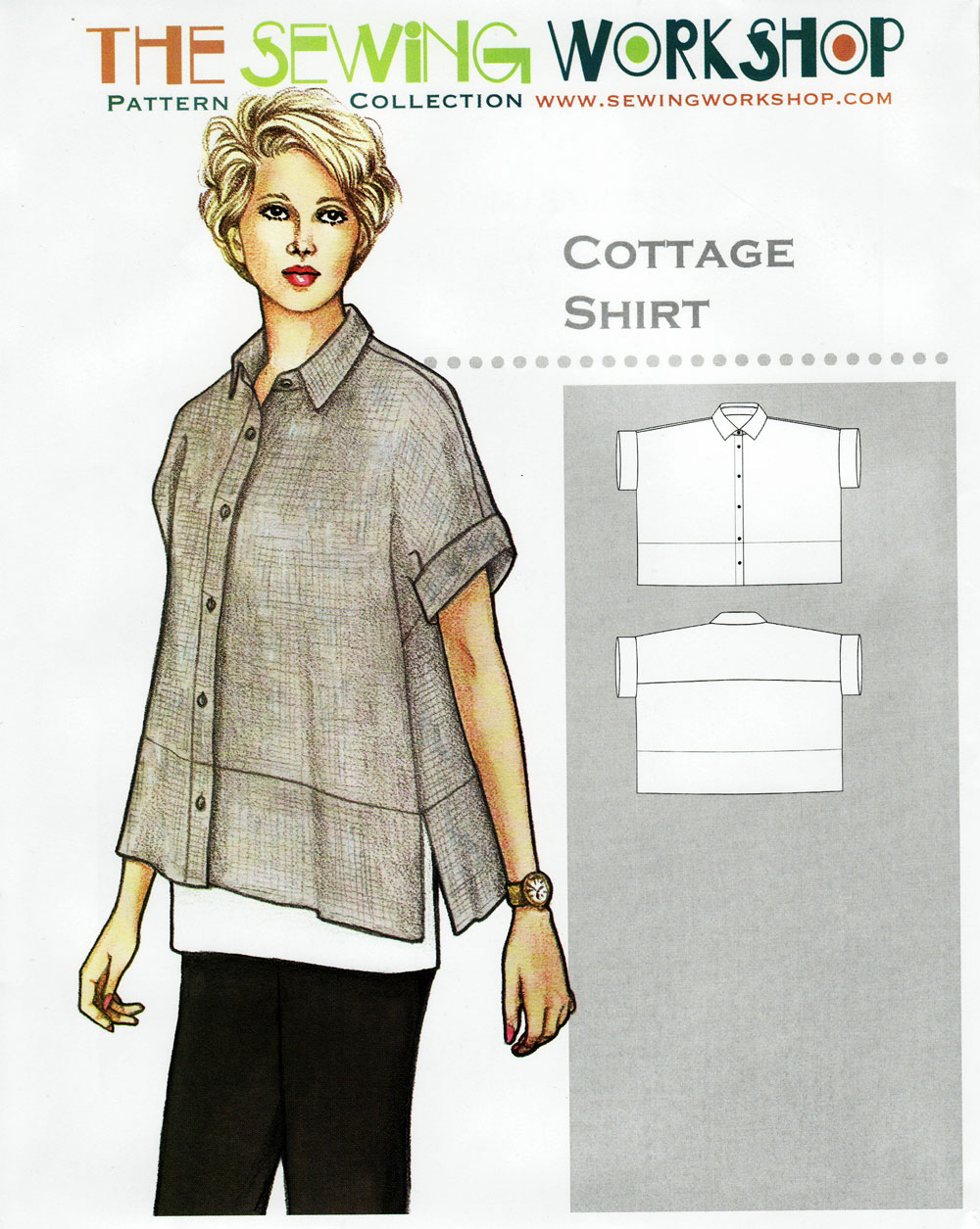 Cottage-Shirt-sewing-pattern-The-Sewing-Workshop-front