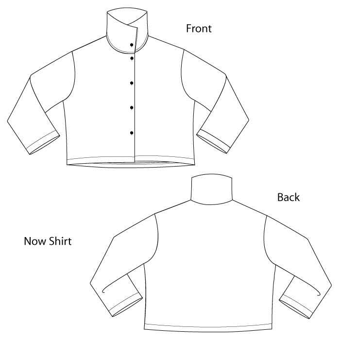 Now Zen Jacket Pattern From The Sewing Workshop