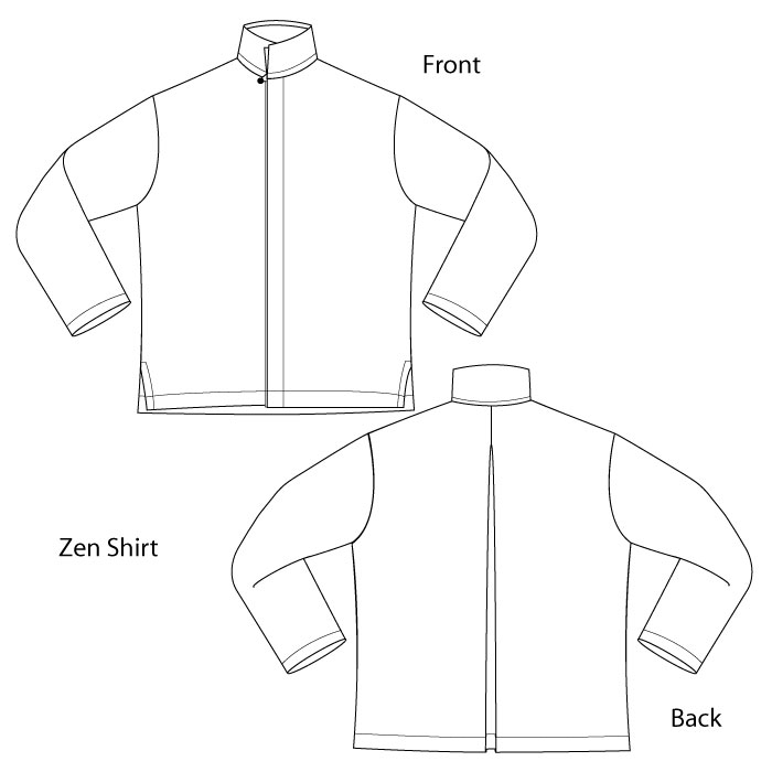 Now & Zen Jacket Pattern from The Sewing Workshop