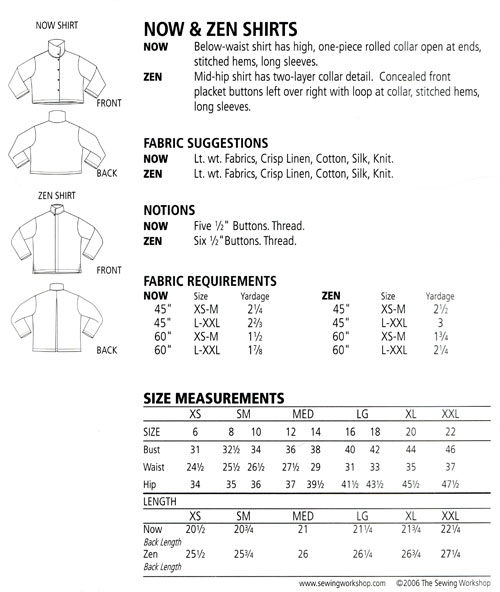 Now-and-Zen-Shirts-sewing-pattern-The-Sewing-Workshop-back