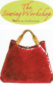 The L2 Bag pattern from The Sewing Workshop