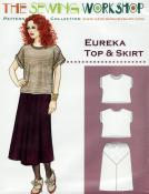 Eureka-Top-and-Skirt-sewing-pattern-The-Sewing-Workshop-front