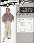 Ikina-Jacket-and-pant-sewing-pattern-The-Sewing-Workshop-front