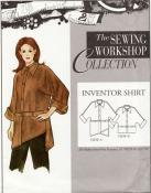 CLOSEOUT...Inventor Shirt Pattern from The Sewing Workshop