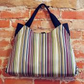 The L2 Bag pattern from The Sewing Workshop 3