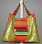 The L2 Bag pattern from The Sewing Workshop 4