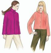 Now & Zen Jacket Pattern from The Sewing Workshop 3