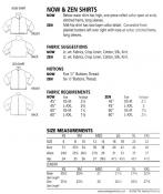 Now & Zen Jacket Pattern from The Sewing Workshop 2