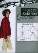 Zona Jacket Pattern from The Sewing Workshop