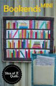 Bookends Mini quilt sewing pattern from Slice of Pi Quilts