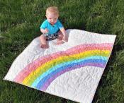 Bundle of Joy quilt sewing pattern from Slice of Pi Quilts 2