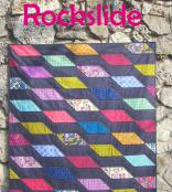 Rockslide quilt sewing pattern from Slice of Pi Quilts 2