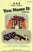 You Name It Gadget Bag sewing pattern from Stitchin Sisters