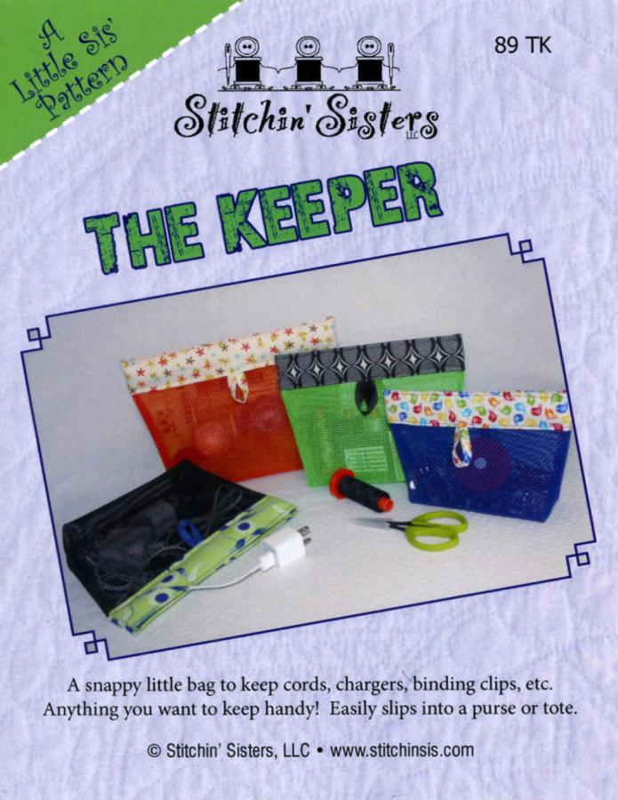 The Keeper sewing pattern from Stitchin Sisters
