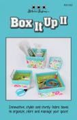 Box It Up II sewing pattern from Stitchin Sisters