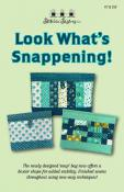 Look What's Snappening sewing pattern from Stitchin Sisters