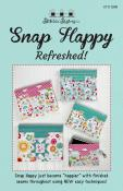 Snap Happy Refreshed sewing pattern from Stitchin Sisters