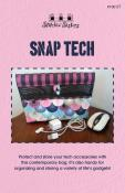 Snap Tech sewing pattern from Stitchin Sisters