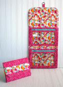 Tuck & Travel Bag sewing pattern from Stitchin Sisters 2