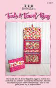 Tuck & Travel Bag sewing pattern from Stitchin Sisters