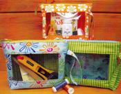 What's In Your Bag sewing pattern from Stitchin Sisters 2