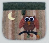 A Little Snap Hoo sewing pattern from Stitchin Sisters 2