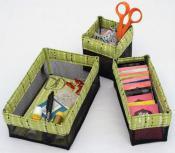 Box It Up sewing pattern from Stitchin Sisters 2