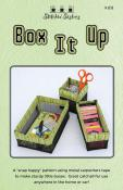 Box It Up sewing pattern from Stitchin Sisters